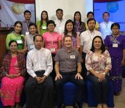 WHO External Competency Assessment (ECA) – Myanmar 2016